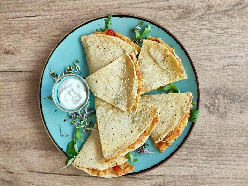 Quesadillas - Restauracja Wegańskie
